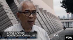 香港資深記者程翔