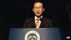 南韓總統李明博