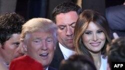 Donald Trump shugaban Amurka mai jiran gado