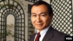 政治学专家弗朗西斯·福山(资料照)