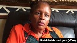 Amai Priscilla Misihairambi-Mushonga mumwe wevanhu vanorwira kodzero dzevanhukadzi