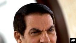 突尼斯前總統本‧阿里(資料圖片)