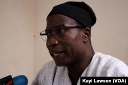 Atchadam Tikpi, Lomé, Togo, le 25 aout 2017 (VOA/Kayi Lawson)