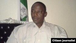 Ministan Matasa Solomon Dalung