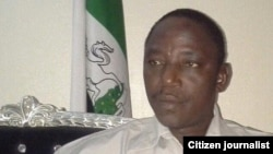 Barrister Solomon Dalung na kwamitin karbarwa Janar Buhari mulki.
