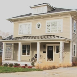 'Passive' Homes Save Energy, Money