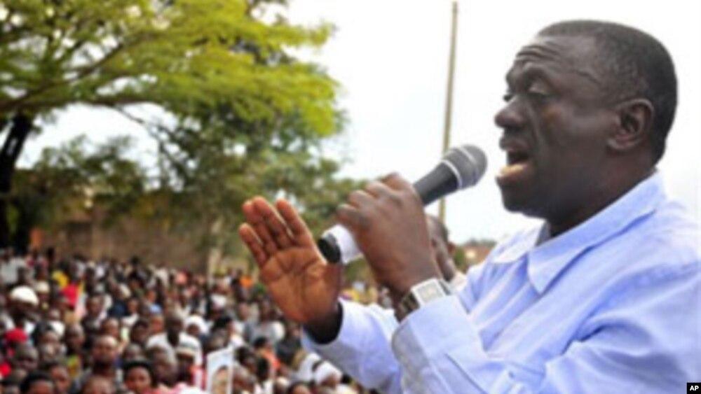 Kiongozi wa FDC Dr. Kizza Besigye
