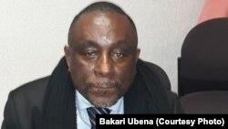 Pancrace Cimpye msemaji wa CNARED Burundi.