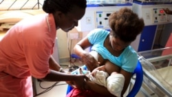 Le docteur M'mah Touré joint à Conakry par Nathalie Barge