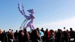 Suasana karnaval tahunan di kota Nice, Perancis. (Foto: Dok)