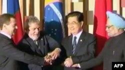 Các nhà lãnh đạo các nước thuộc khối BRICS họp thượng đỉnh