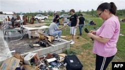 SHBA: 4 të vrarë në ditën dytë me mot të keq dhe ciklone