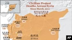 敘利亞政府軍在霍姆斯殺死12人