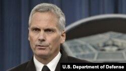 제임스 시링 미국 국방부 미사일방어청장.