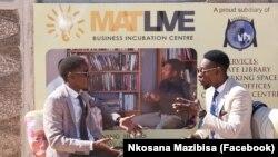 Abatsha Bephatheka Kuhlelo Lwe MatLive Business Incubation Center KoBulawayo