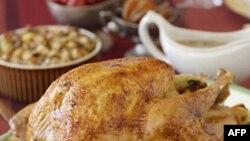 Американці відзначають День подяки з родиною і друзями