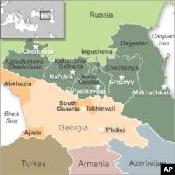 Dagestan's Troubles Mount, Mirroring Its Torturous Terrain