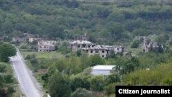 სოფელი თამარაშენი, რომელიც აღარ არსებობს