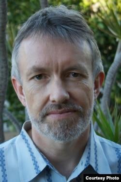 Hugh Wilford (Photo Courtesy CalTech Long Beach)