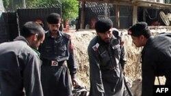 Žrtve napada u Pakistanu
