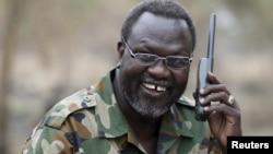 Riek Machar madugun 'yan tawayen kasar Sudan ta Kudu