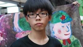 Joshua Wong (Hoàng Chi Phong) được xem là một nhà hoạt động kiểu mới của thời đại liên mạng.