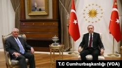 Tillerson-Erdogan