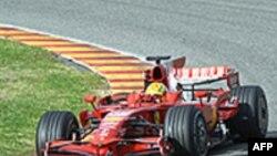 Thay đổi thể thức tính điểm giải đua F1