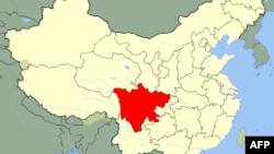 Trận động đất có cường độ 5.9 và ở độ sâu 14 kilomét xảy ra chiều thứ bảy cách huyện Khương Định của tỉnh Tứ Xuyên khoảng 30 kilomét.