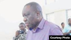 Tido Mhando : Tanzania Journalist