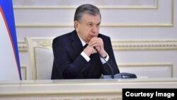 President Shavkat Mirziyoyev Uzbekistan