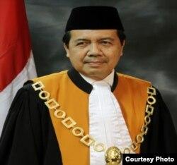 Ketua MA Dr. M. Syarifuddin akan menjabat sampai 2025. (Foto: mahkamahagung.go.id)