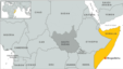 Somalia map, Mogadishu, Africa, Africa map, North Africa