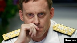 마이클 로저스 미 국가안보국장 (자료사진)