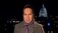 Pengambilan Sumpah Presiden Obama 2013 - VOA Live untuk Liputan 6 SCTV