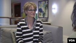 Agnès Callamard, rapporteure spéciale des Nations unies sur les exécutions extrajudiciaires.