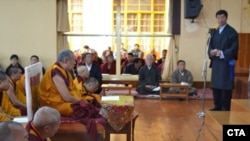 Prayer and Debate on Bawa Phuntsok Wangyal