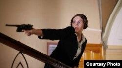 Кадр из фильма «Ангелы революции»