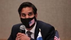 美國國家安全副顧問達利普·辛格(Daleep Singh)