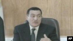Rais wa zamani Misri Honi Mubarak.