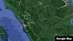 Padang, Sumatera Barat