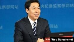 陈文清执掌国家安全部,照片来自网络