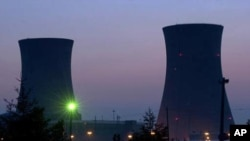 核管理人員覆查美核電廠安全工作