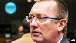 Заместитель генерального секретаря ООН Джеффри Фелтман