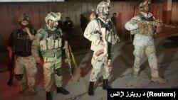 په تیرو دوو اونیو کې افغان ځانګړو ځواکونو دوه ځلې په هلمند کې د طالبانو پر زندانونو عملیات ترسره کړي دي.