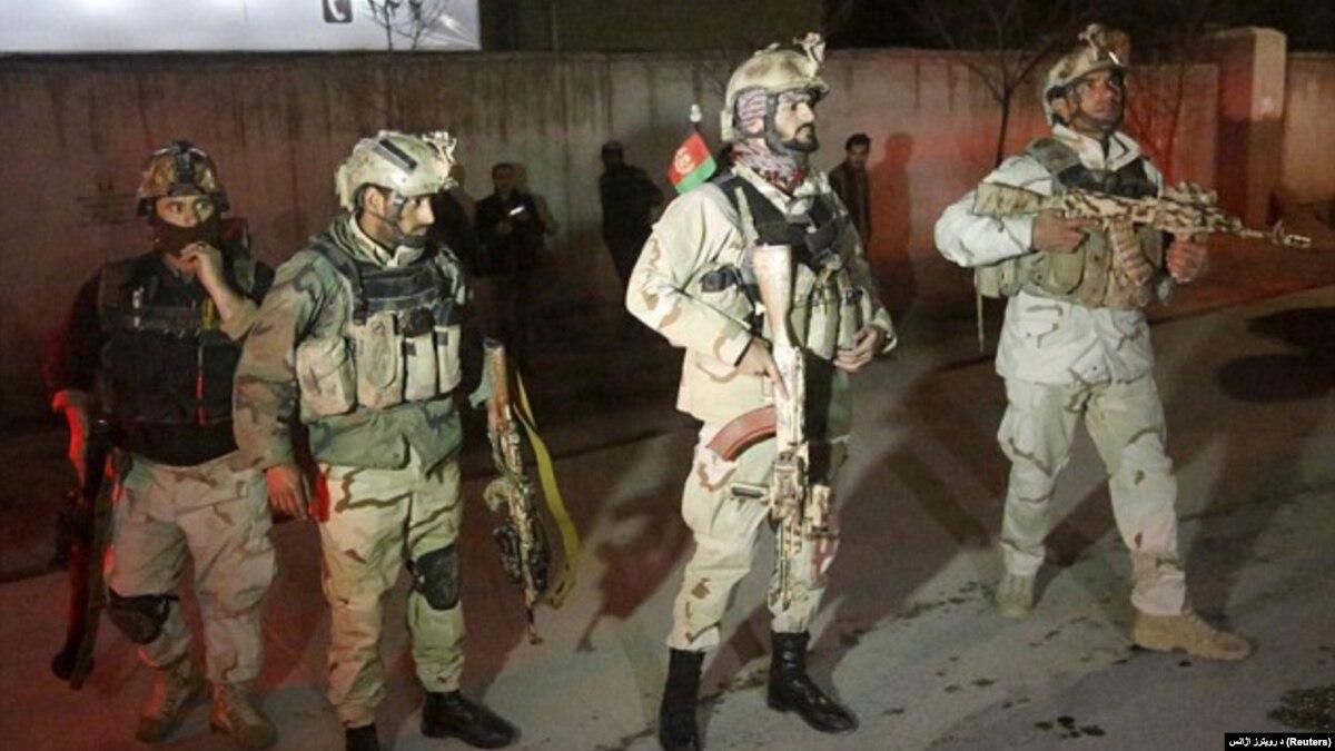 کشته شدن پنج عضو شبکه القاعده در عملیات نیروهای افغان در ننگرهار