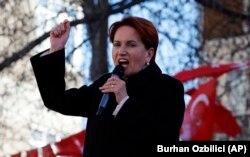 Meral Akşener (25 Mart, 2019, Ankara)
