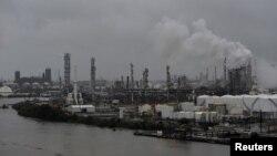 Valero Houston Rafinerisi su baskını tehlikesi altında