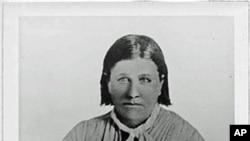 Cynthia Ann Parker and Prairie Flower