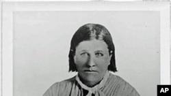 Cynthia Ann Parker and Prairie Flower